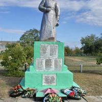Памятник на братском захоронении