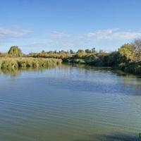 Река Аксинец