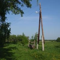 Отремонтированный старый колодец