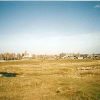 Вид с берега речки Цыдовки