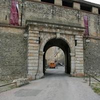 Въездные ворота в крепость Вильфранш-де-Конфлан