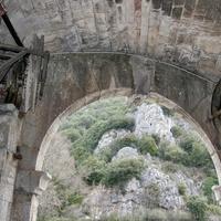 Вход в крепость Вильфранш-де-Конфлан