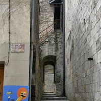 Переулок в Вильфранш-де-Конфлан
