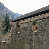 Крепостная стена Вильфранш-де-Конфлан