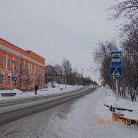 Ул. Советская (вид с площади Кирова)