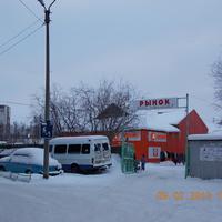 """Магазин """"Дикси"""" (бывшая пряничная фабрика)"""