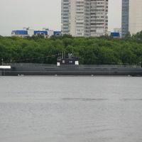 Дизельная подводная лодка-музей  «Новосибирский комсомолец» (Б-396, проект 641Б)