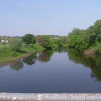 Райгород, река Тясмин.