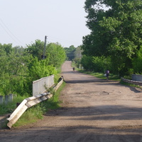 Райгород-мост через Тясмин