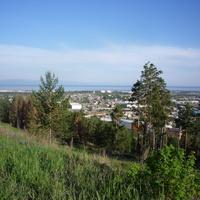 Северобайкальск и Байкал