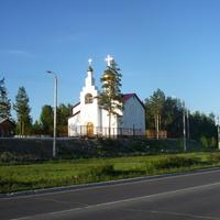 Белая церковь в Северобайкальске
