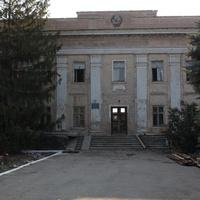 здание отдела культуры