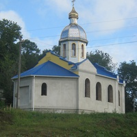 Курівська церква - липень 2012р.
