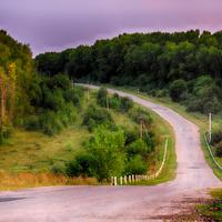 Дорога на С.Ржавку