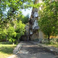 Двор в Токмаке