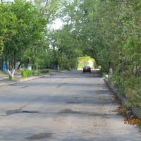 Улица в Токмаке