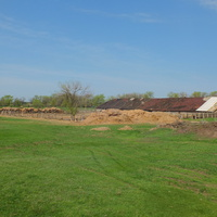 Тут был большой хутор