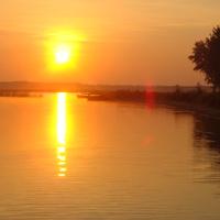 Захід сонця 2012р.