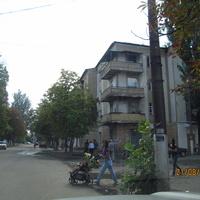 Токмак, улица Ленина / улица Нансена