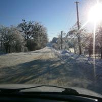 вул. Студентська з вікна автомобіля