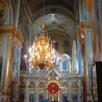 Внутрішній вигляд Свято-Успенського храму
