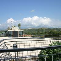 Крыша отеля