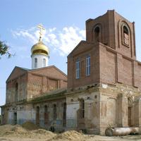 Старых храм Флора и Лавра (восстанавливается)