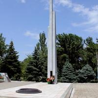 Братская могила воинов павших в январе 1943 годапри освобождении города в январе 1943 года