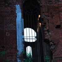 Окно в храм.