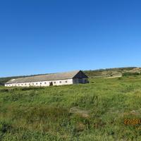 Старобогдановка, ферма