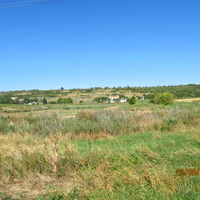 Запорожское село