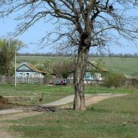хутор - от улиц остались одиночные домовладения
