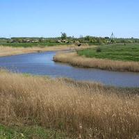 сал с видом на хутор