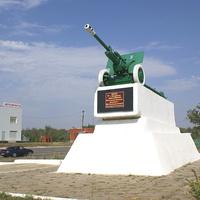 паммятник освободителям Орловского