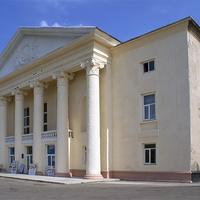 Дворец культуры (бывший -клуб железнодорожников)