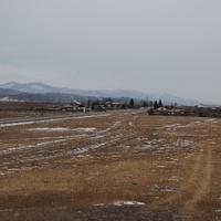 Панорама села.