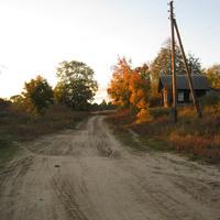 деревня Антонова Буда