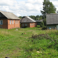 Деревня Мстижа