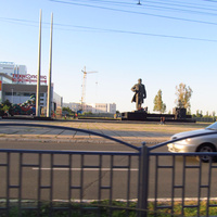 Ленин на проспекте Ленина