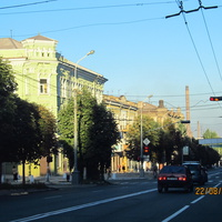 Харлампиевская улица / проспект Ленина