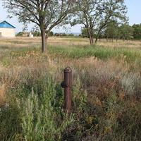 неудавшаяся попытка водоснабжения хутора