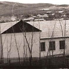 Кадаинская школа 1974 год
