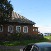 Дом Матвеевых, Мстижа.
