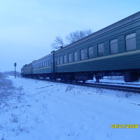 Поезд на Москву