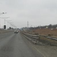 Въезд в г. Ставрополь со стороны с. Надежда