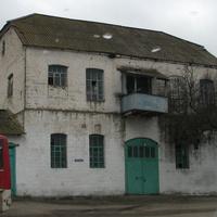 Мельница в с. Высоцкое