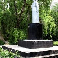 братская могила, мемориал С.В.Рыбальченко