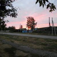 Рассвет на хуторе Петровском