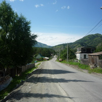Посёлок Чемал