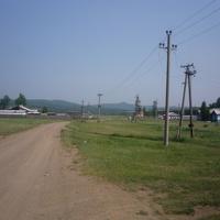 Деревня Кижа